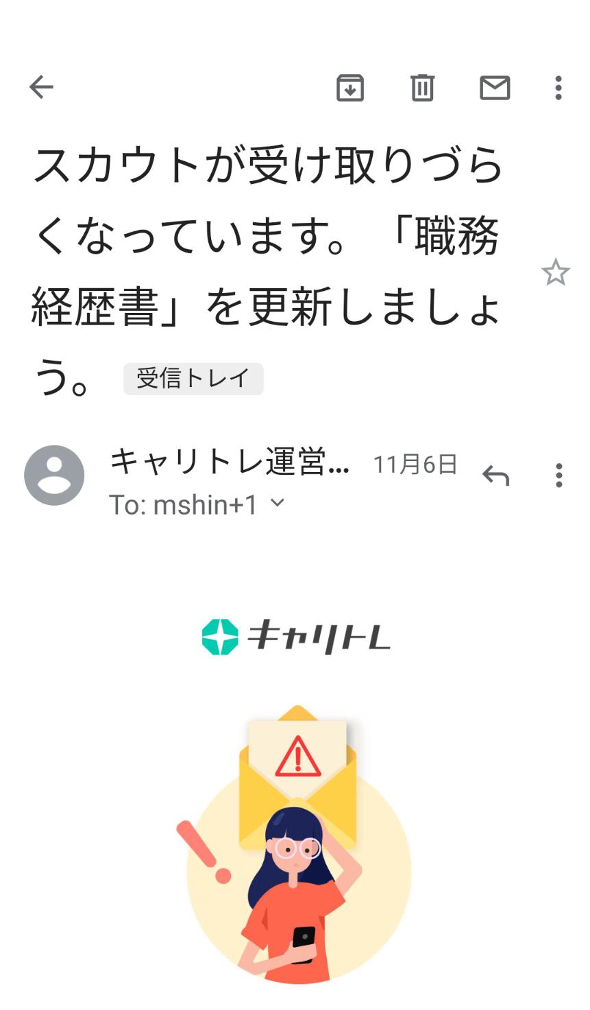 サポートメール